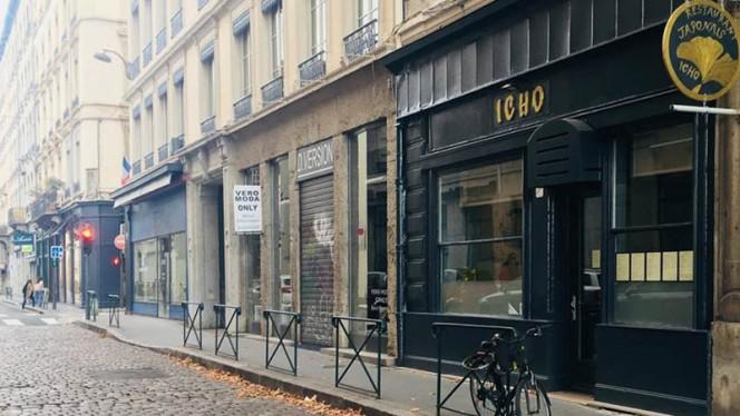 Devanture - Icho, Lyon