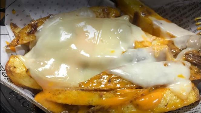 Patatas Al Ring - Breeza Urban Food, Valencia