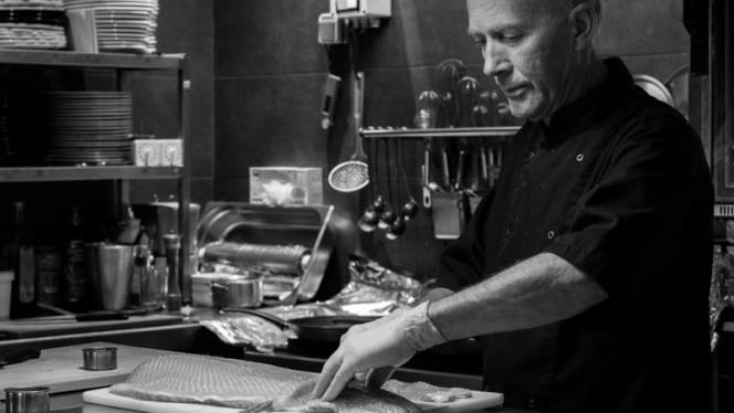 Chef - 't Ouwe Bruggetje, Rotterdam