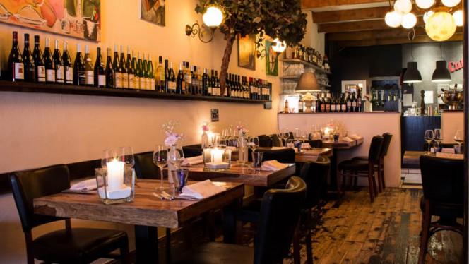 Restaurant - 't Ouwe Bruggetje, Rotterdam