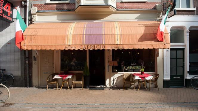 Ingang - Capricio Pizzeria Ristorante, Groningen