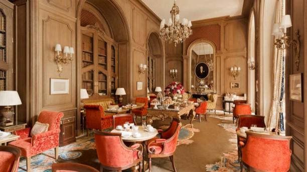 Restaurant Salon Proust - Ritz Paris à Paris (75001 ...