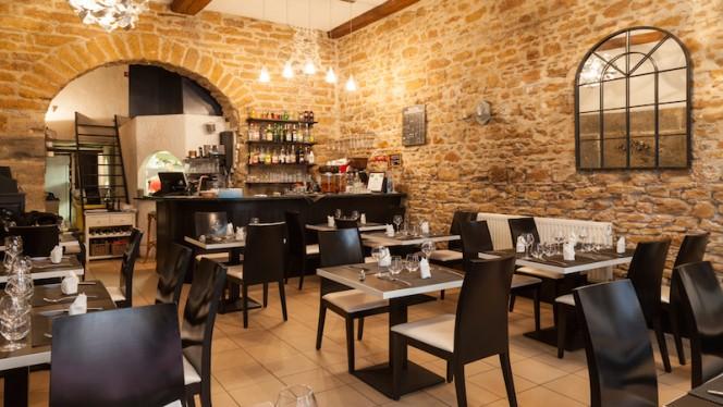 salle - La Table d'Eugène, Lyon