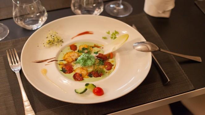 suggestion du chef - La Table d'Eugène, Lyon