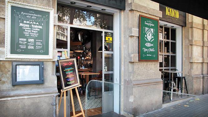 vista fachada - Ignició, Barcelona