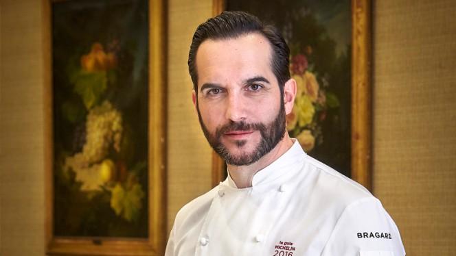 Chef - El Jardín de Orfila por Mario Sandoval  -  Hotel Orfila, Madrid