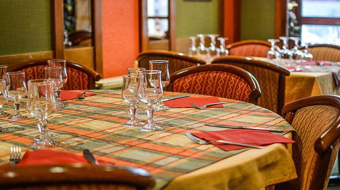 Table dressée - La Case de l'Ile de Bourbon, Strasbourg