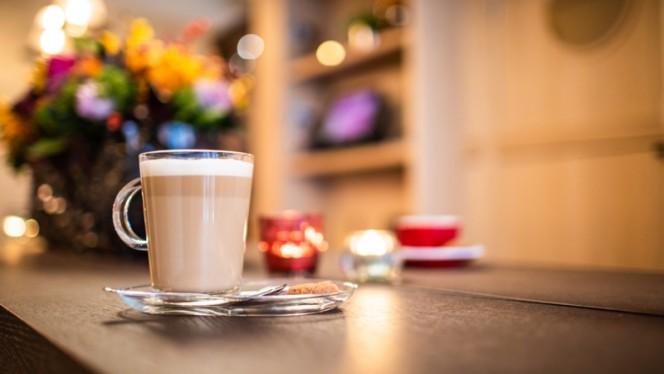 Koffie - Café Woodz, Amsterdam