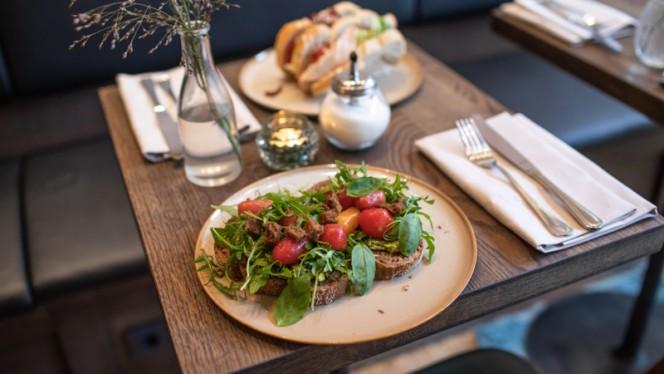 Sandwich - Café Woodz, Amsterdam