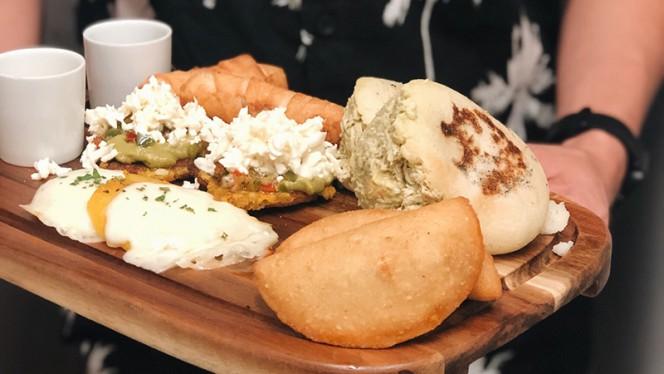 Sugerencia del chef - La Cuchara, Madrid
