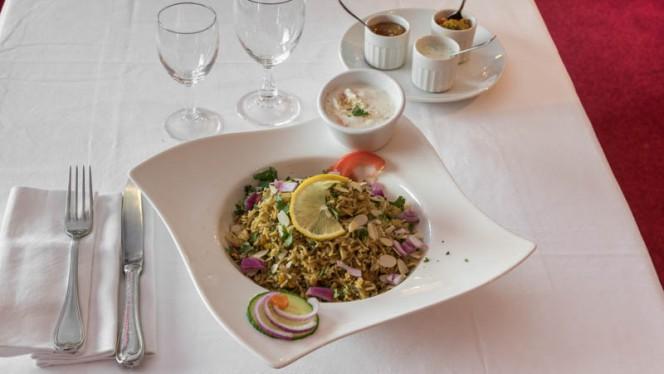 Suggestion du Chef - Indian Villa, Paris