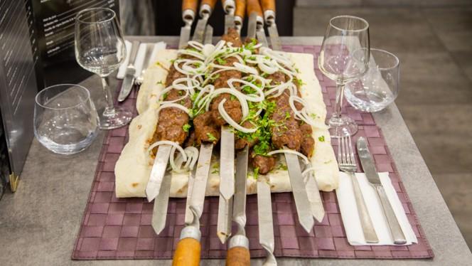 Suggestion de plat - Ararat, Marsiglia