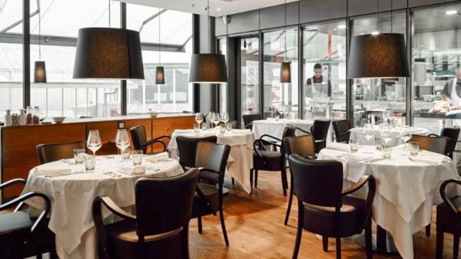 Salle - Chez Philippe, Genève