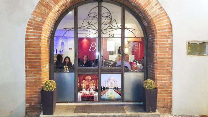 la salle de l'extérieur - Dream India, Toulouse