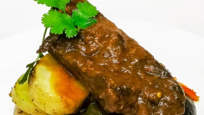 Sugerencia del chef - La Taula Bohemia, Barcelona
