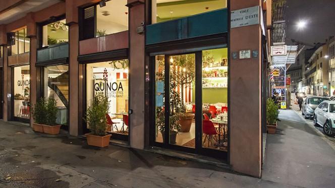 Entrata - Quinoa Milano, Milano