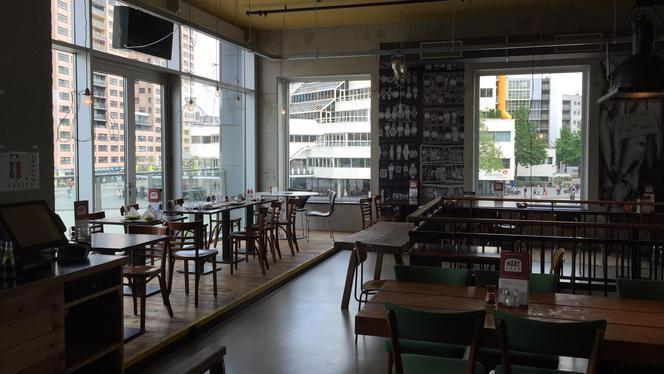 Restaurant - Martcafé, Rotterdam