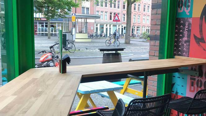 utizicht - Boótoe, Amsterdam