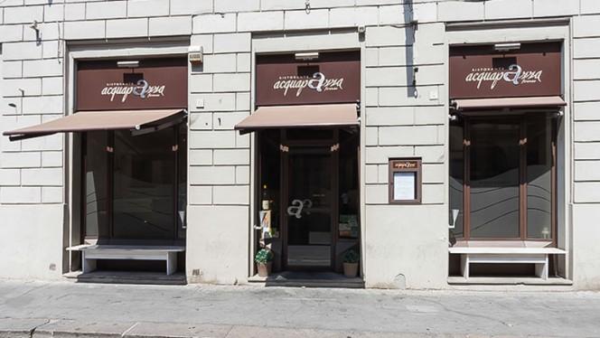 Entrata - Acquapazza, Firenze