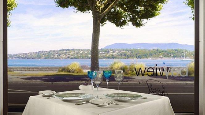 Président Wilson - Le Bayview - Le Bayview by Michel Roth - Hôtel Président Wilson, Genève