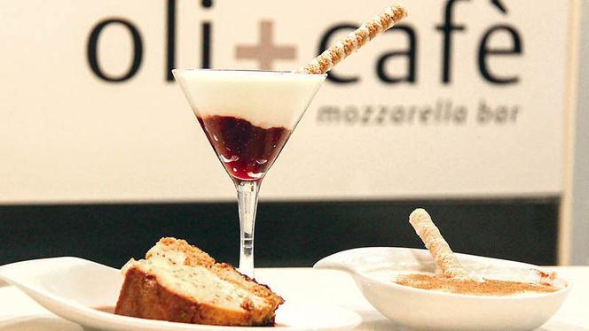 Postre - Oli+Café, Barcelona