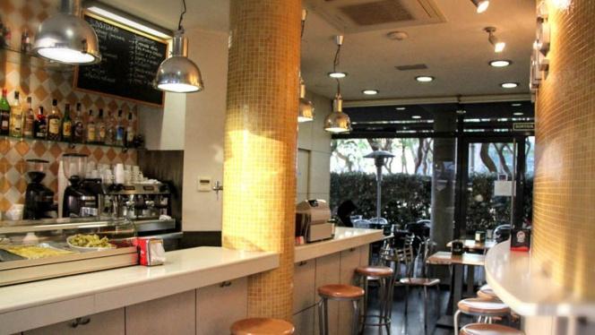 Vista Sala - Oli+Café, Barcelona