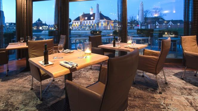 Restaurant - De Zon, Ommen