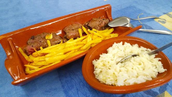 Sugestão prato - O Cantinho de Baião, Porto