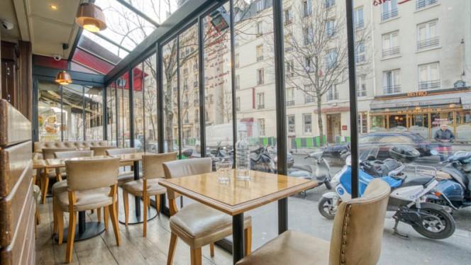 Vue de la salle - Le Netter, Paris