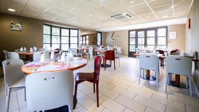 Vue de la salle - Hôtel Restaurant Campanile, Aix-en-Provence