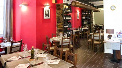 L'Osteria Come a Casa, Genoa