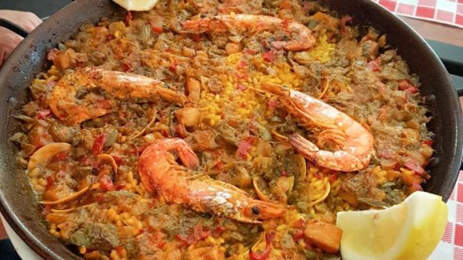 Sugerencia del chef - El Racó de Montjuic, Barcelona