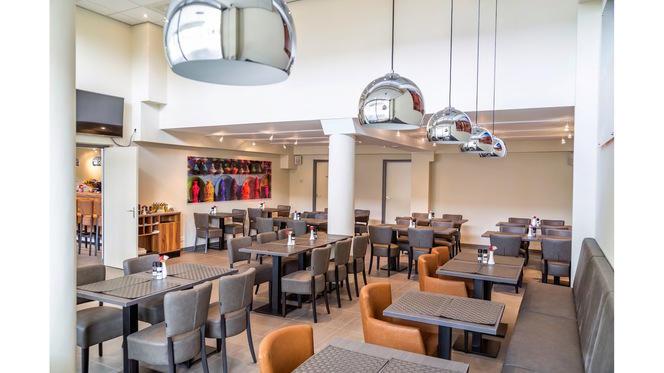 interieur - Restaurant Arabisca, Amsterdam