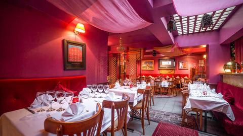 Jaipur Café, Paris