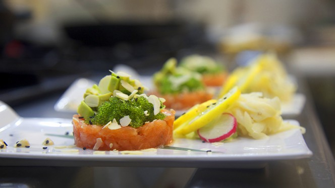 Suggerimento dello chef - Sushi Boutique, Milan