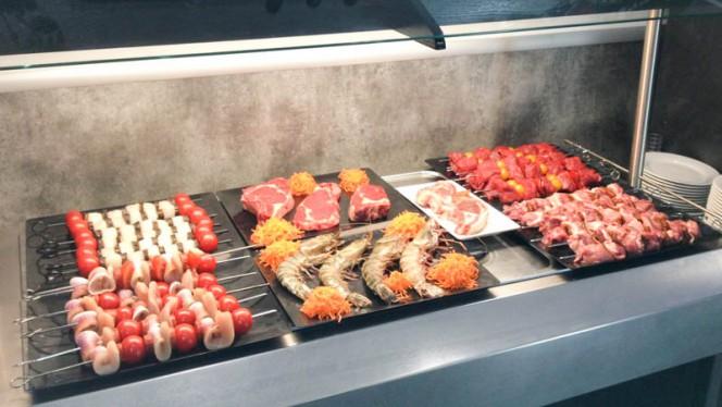viande de qualité, Angus, Galice, Argentine, Charolaise ou Gambas, rougets, St Jaques, ect... - L'Envol des Saveurs,