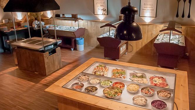 Het restaurant - BBQ-Buffet Restaurant De Opschepper, Steenwijk