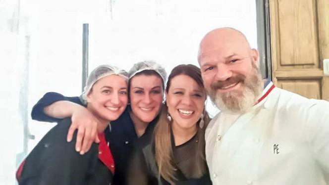 équipe de restaurant - Brasserie de Lyon, Marsiglia