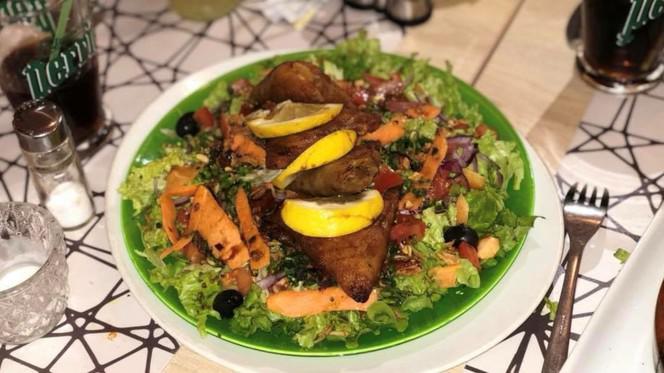Salade orientale - Brasserie de Lyon, Marsiglia