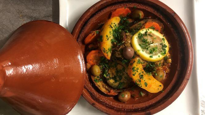 Tajine poisson - Brasserie de Lyon, Marsiglia