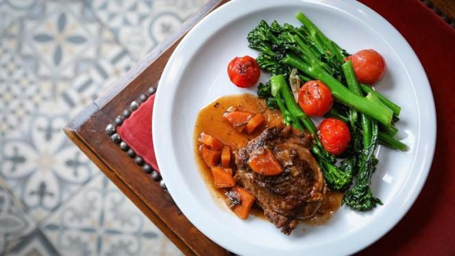 Especialidade do chef - Piccolo Camafeu, Porto