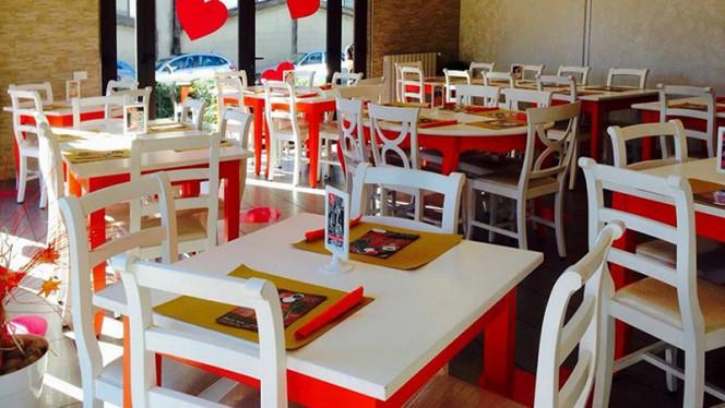 Vista della sala - Pizzeria da Aldo 4,