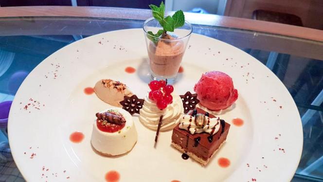 Grand dessert - Restaurant De Oase, Zalk