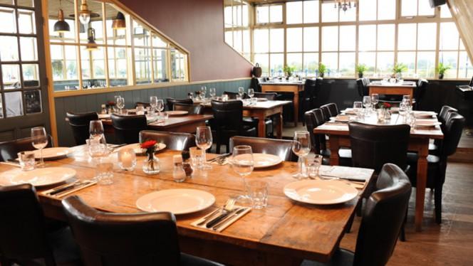 De Kajuit, onze aparte ruimte - Polderrestaurant De Haven van Eemnes, Eemnes
