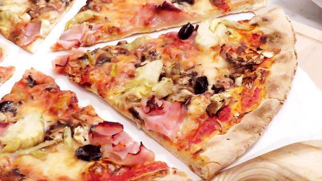 La pizza - Itaco Pizzeria e Focacceria, Firenze