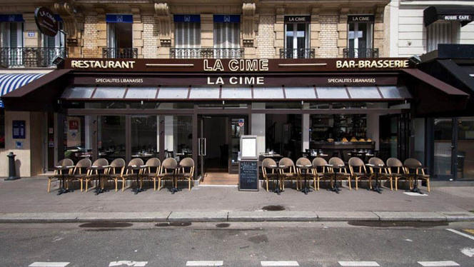 vue extérieure - La Cime, Paris