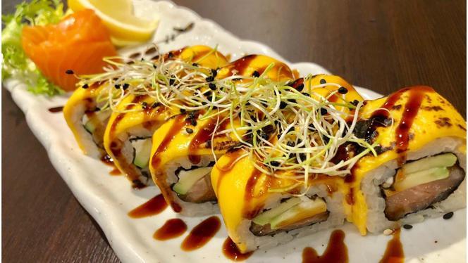 Roll 2 - Akari Sushi Restaurant, Rome
