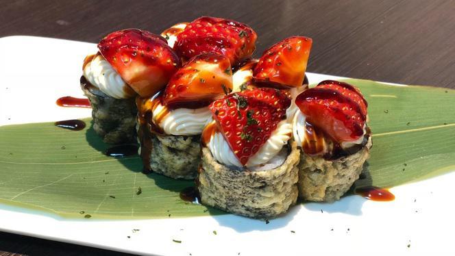 Roll - Akari Sushi Restaurant, Rome