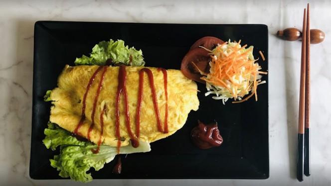 Omurice - Yoshi Sushi, Bordeaux