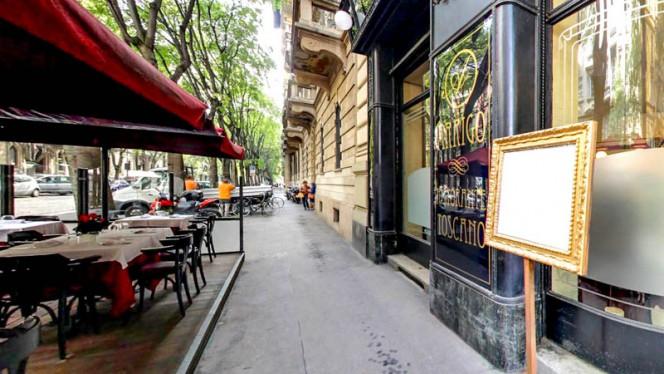terrazza - Arrigo Ristorante Toscano, Milan